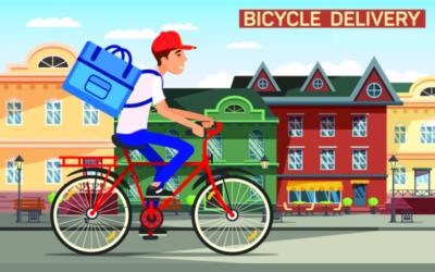 Livraison de repas à vélo : la requalification de la relation en contrat de travail
