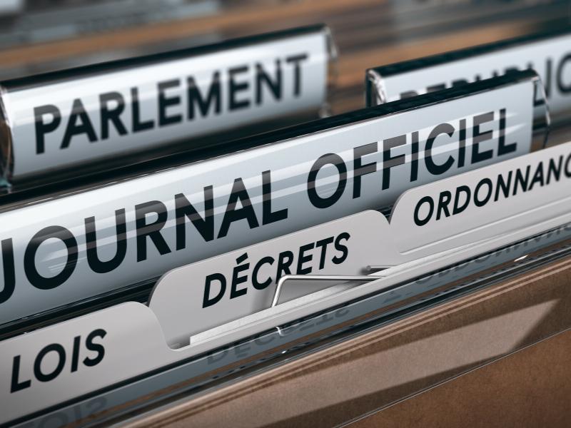 Nouveau décret - Démarches activités partielles